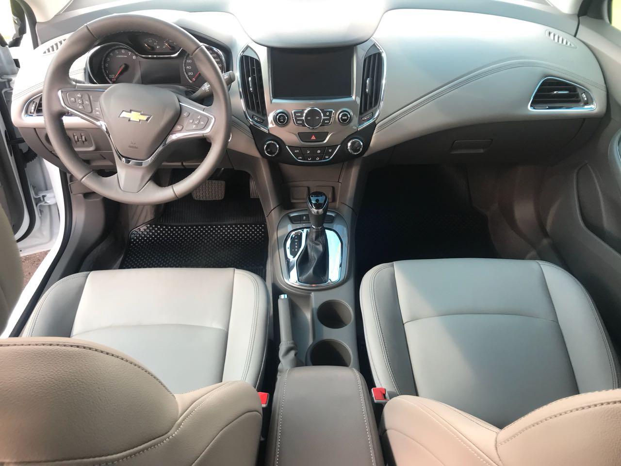 Chevrolet Cruze LTZ TURBO 1.4 2018