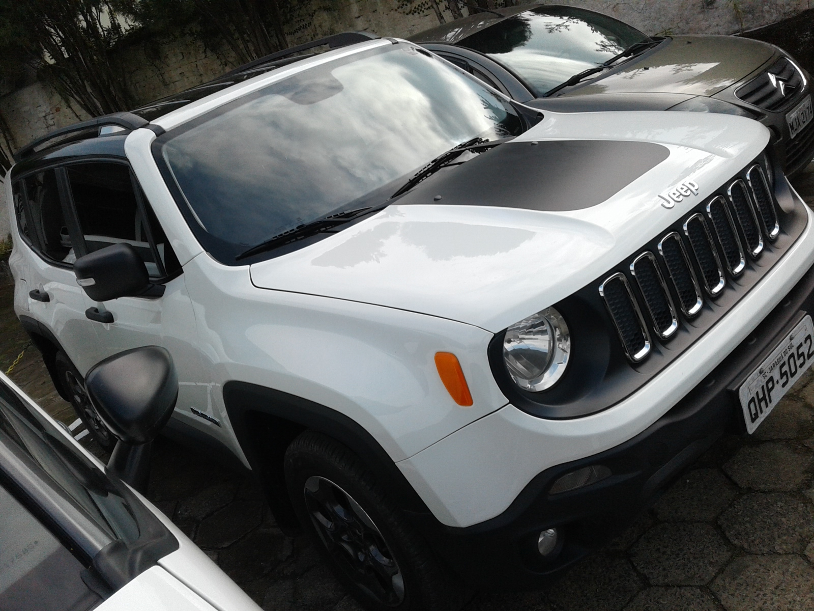 JEEP RENEGADE SPORT AT D 2.0 2016