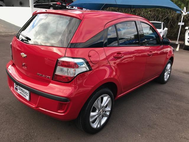 Chevrolet AGILE LTZ 1.4 2014