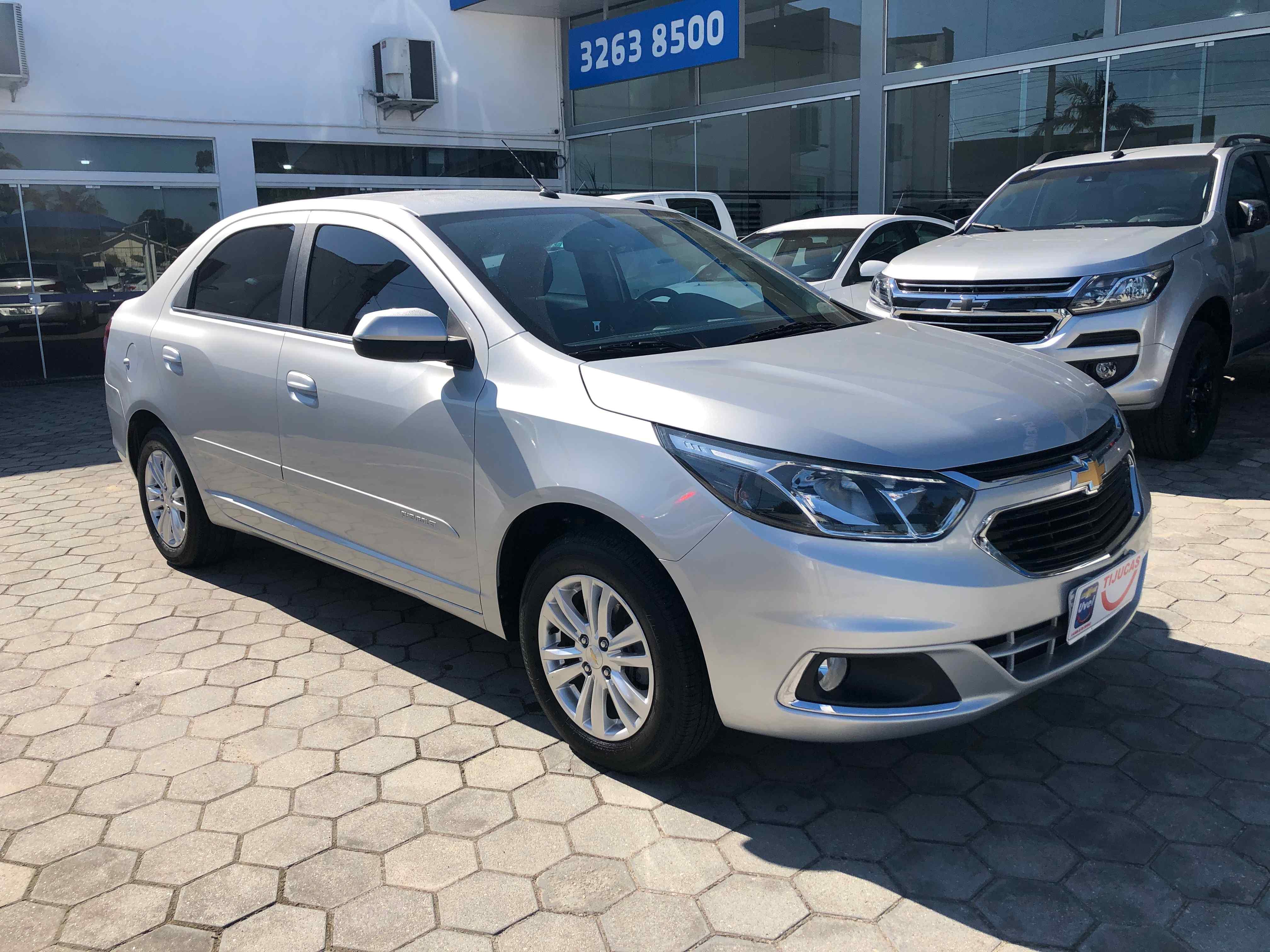 Chevrolet Cobalt LTZ 1.8L 2016