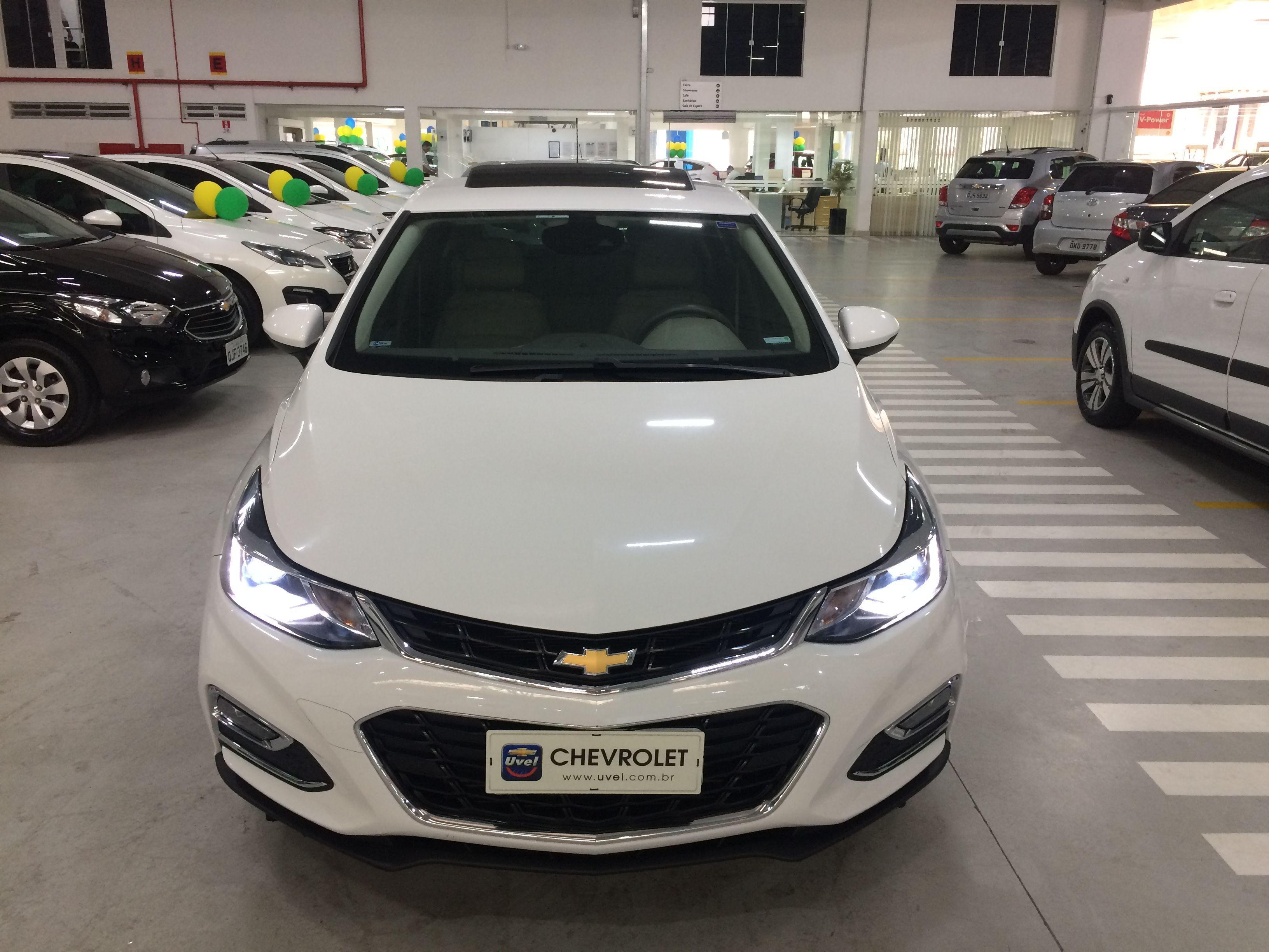 Chevrolet CRUZE HATCH LTZ 1.4T 2017