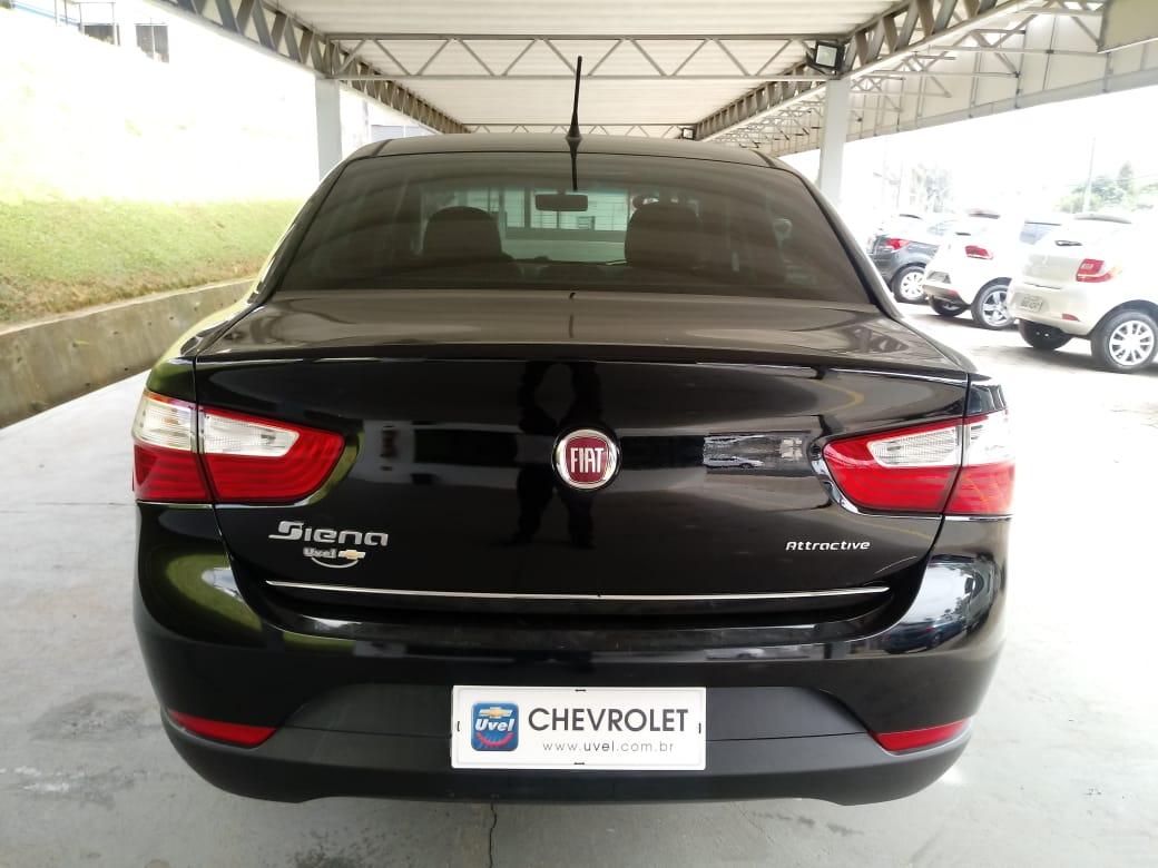Fiat Siena ATTRACTIVE 1.4L 2016
