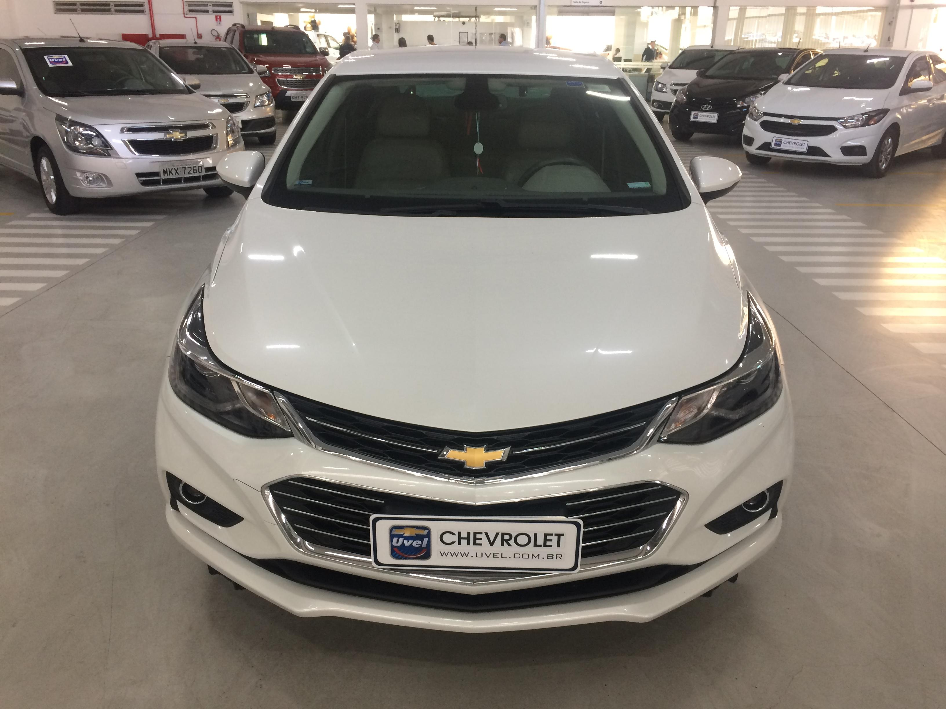 Chevrolet CRUZE SEDAN LTZ 1.4T 2017