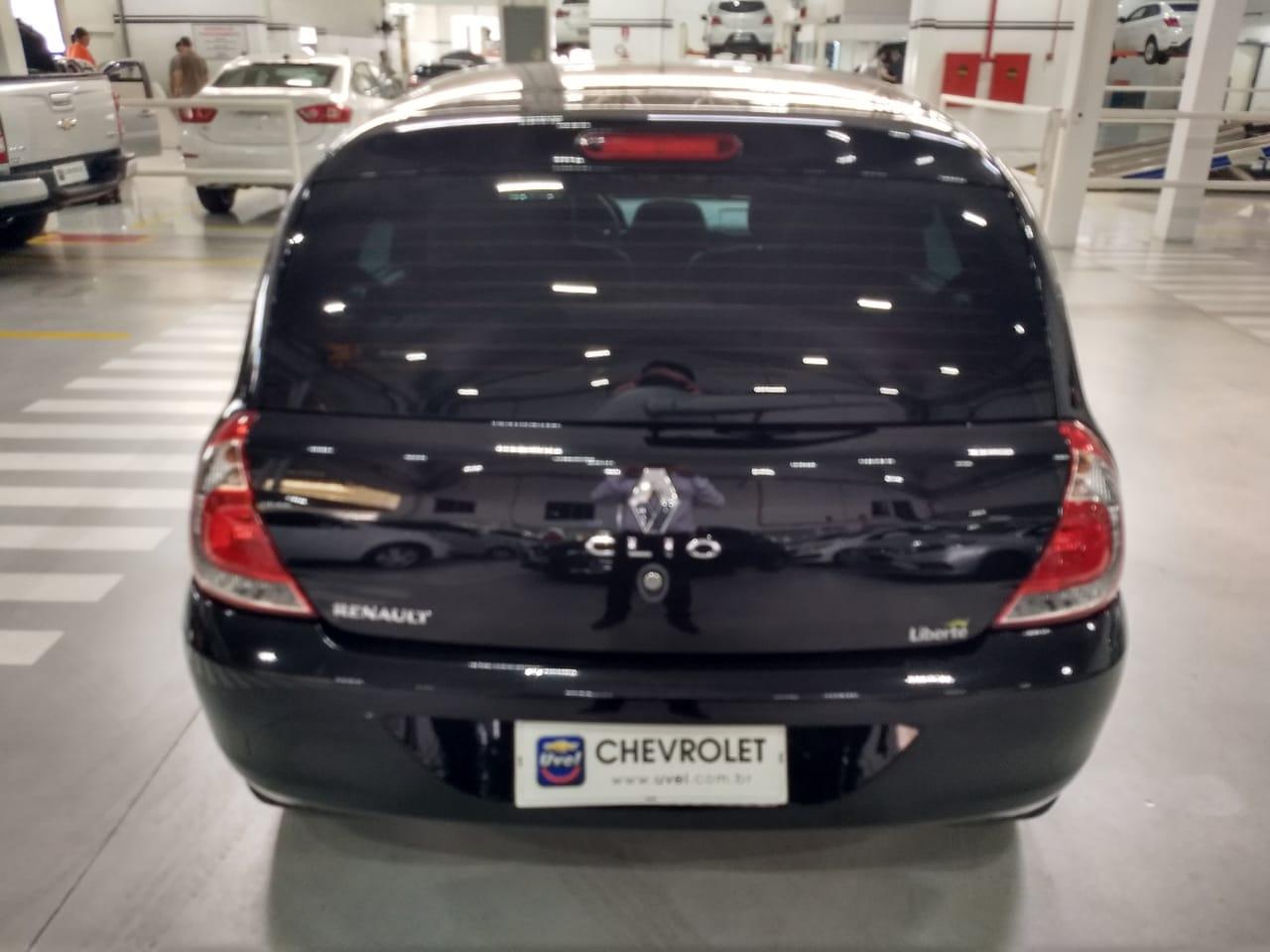 Renault Clio EXP 1.0L 2016