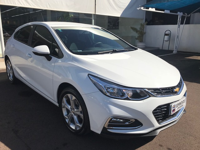 Chevrolet CRUZE LT TURBO 1.4 2017