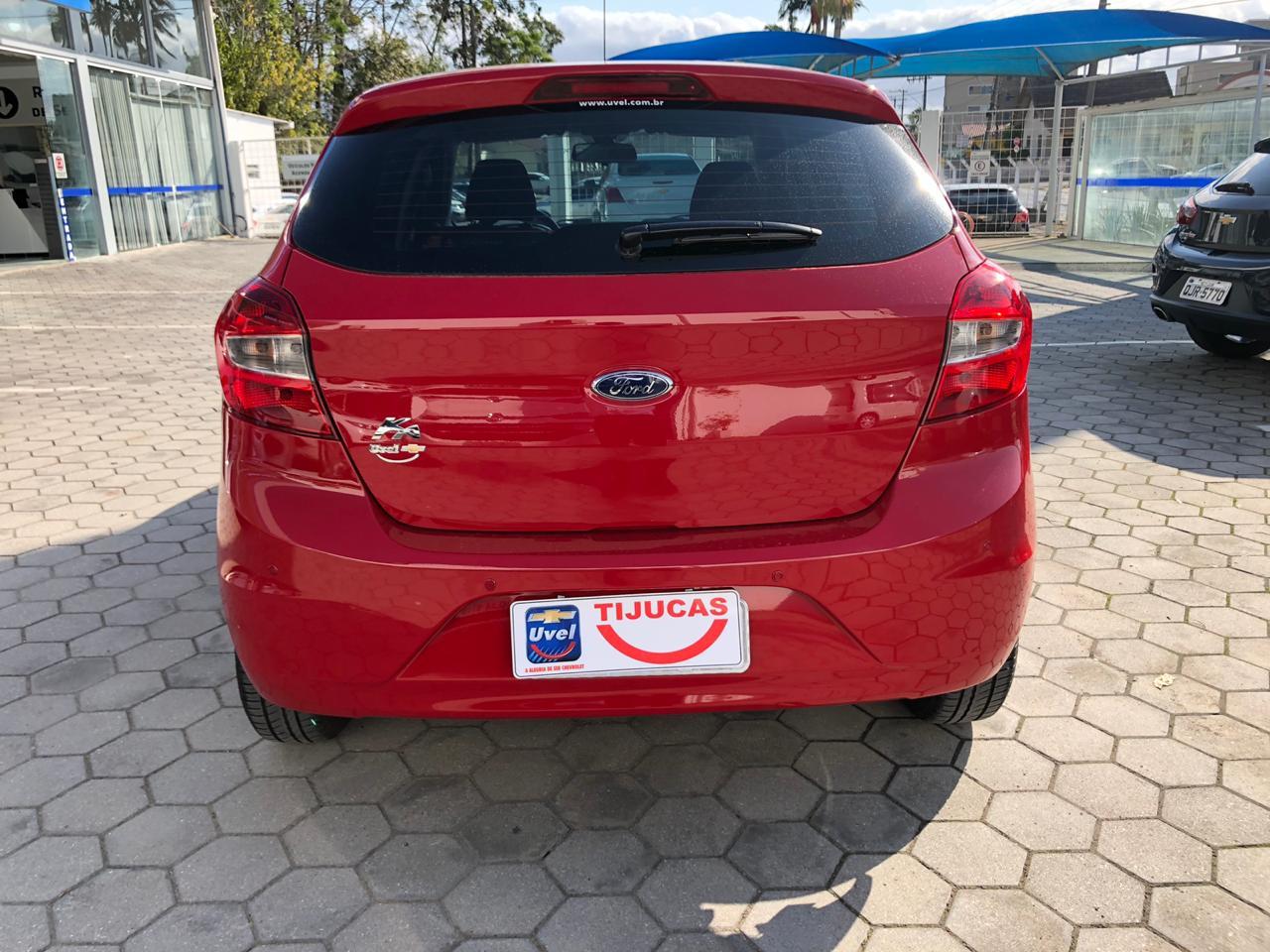 Ford KA SE 1.0L 2018
