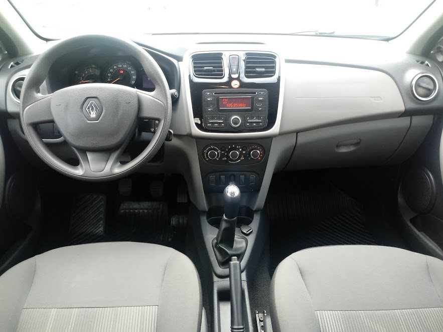 Renault Logan EXP 1.6l 2017