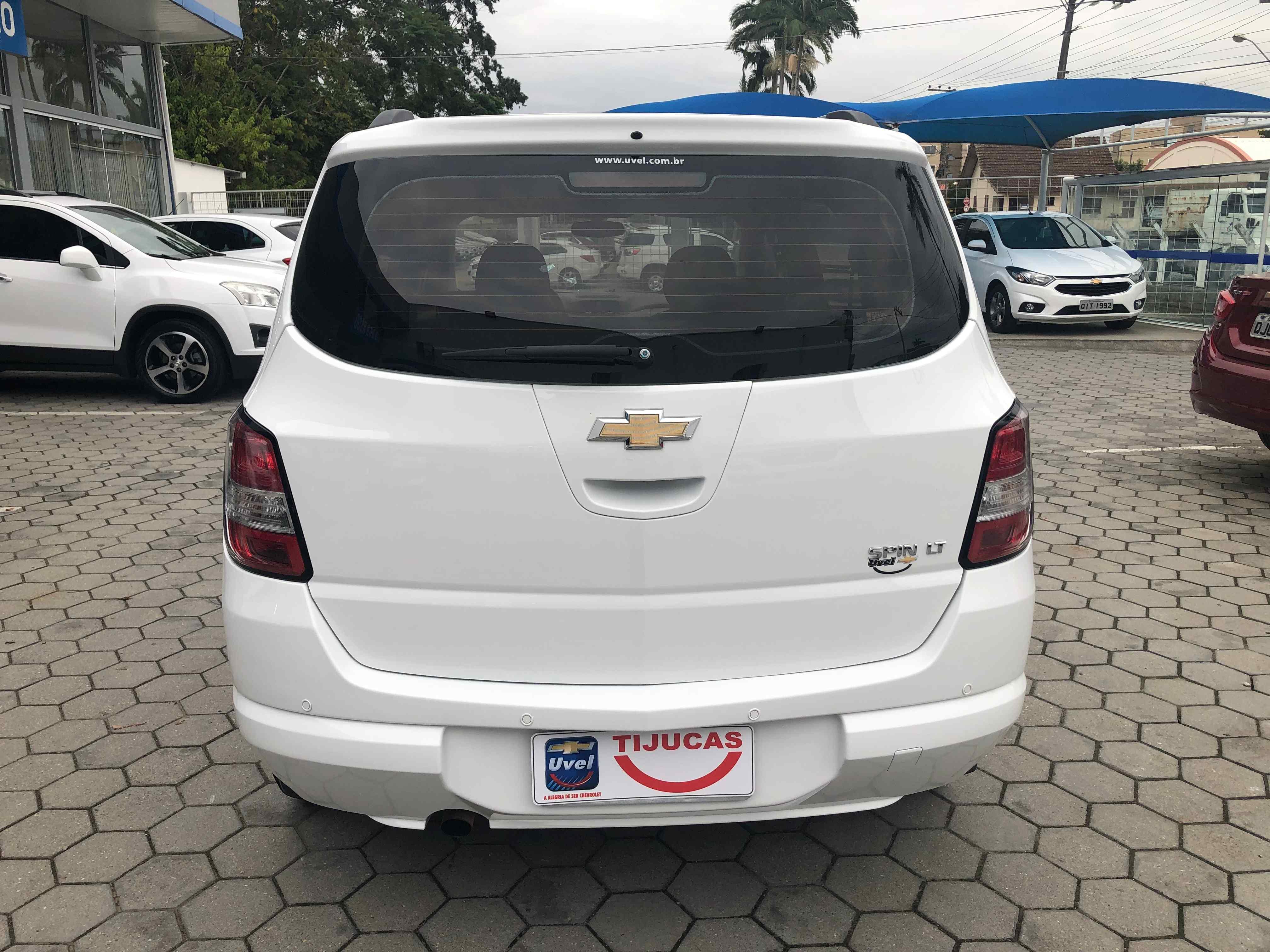 Chevrolet Spin LT 1.8L 2016