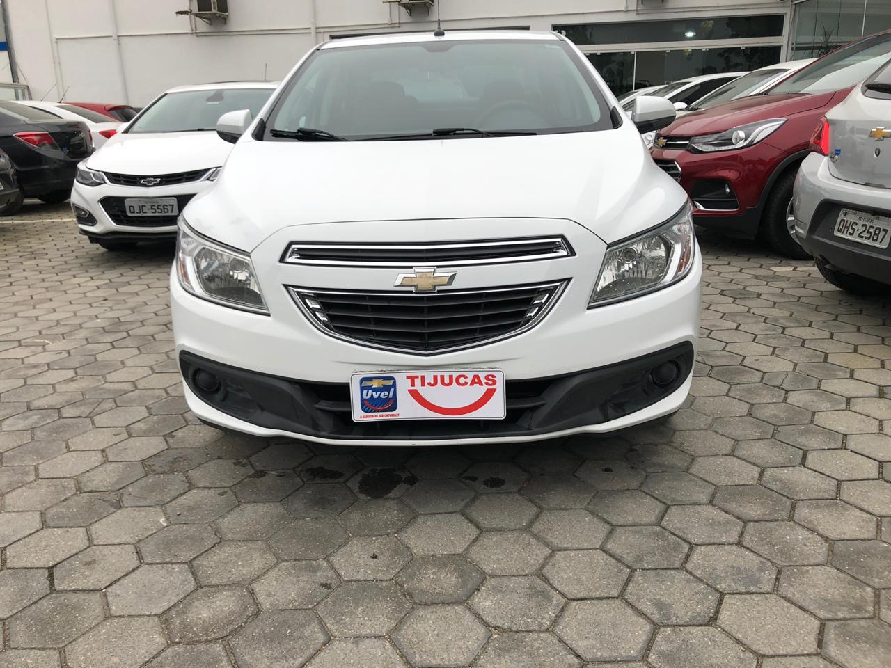 Chevrolet Prisma LT 1.0L 2015