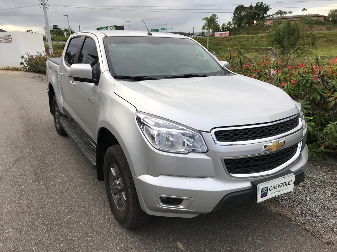 CHEVROLET S10 ADVANTAGE 2.0 2016