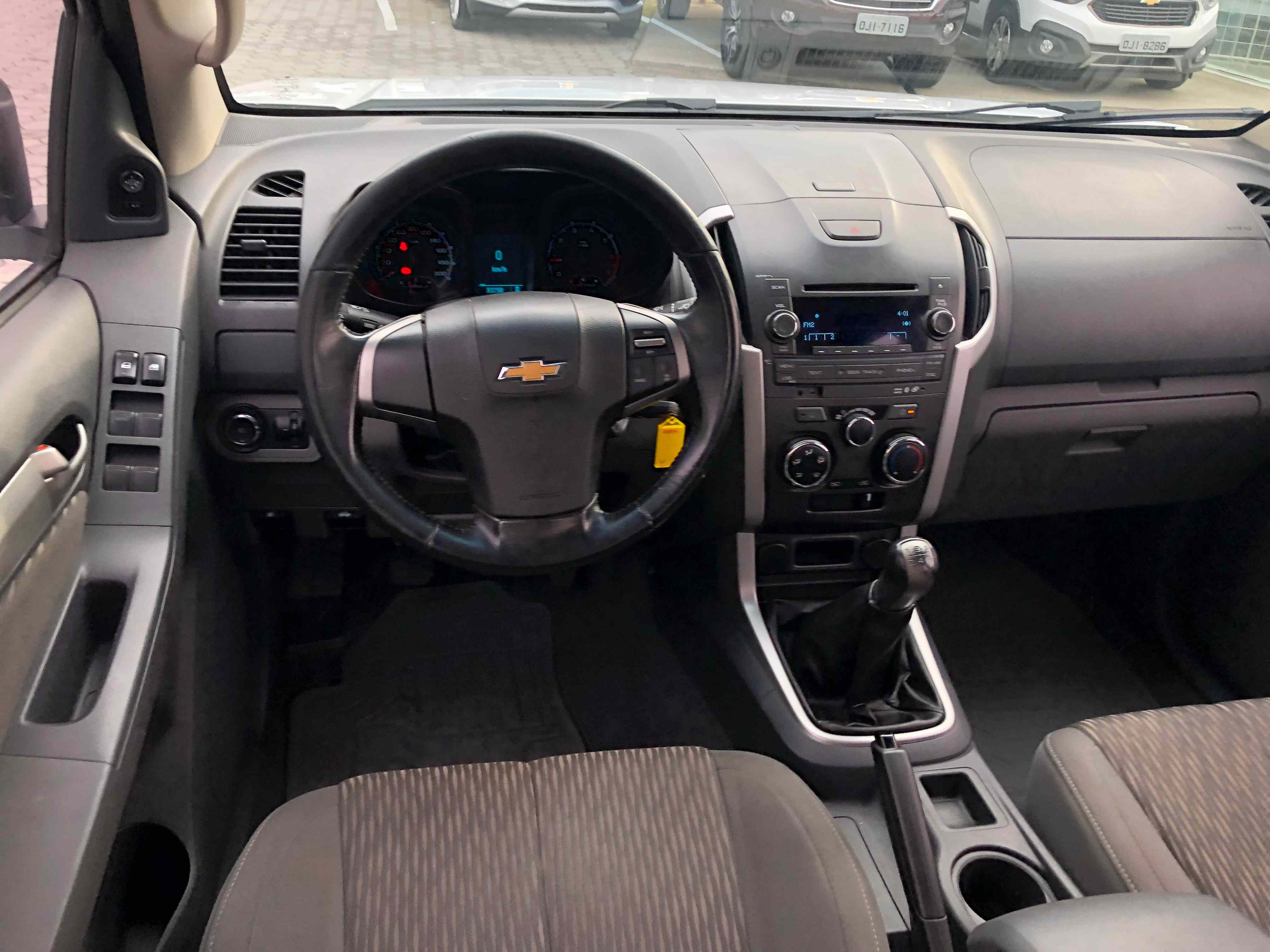 Chevrolet S10 LT 2.4L 2013