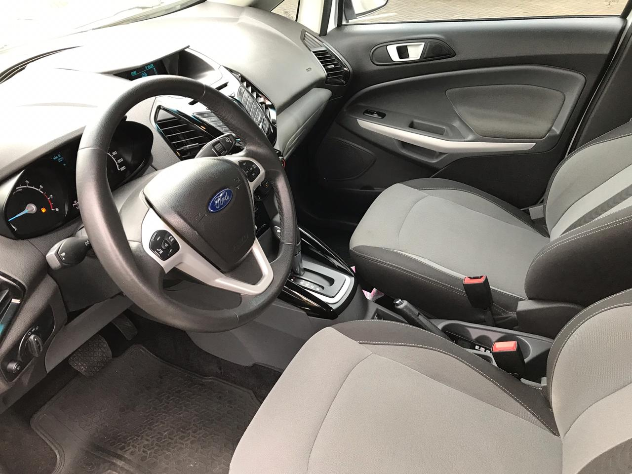 FORD ECOSPORT FREESTYLE 1.6 2017
