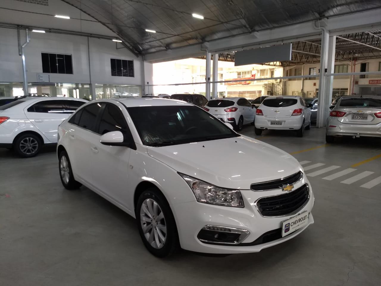 Chevrolet Cruze LT 1.8L 2016