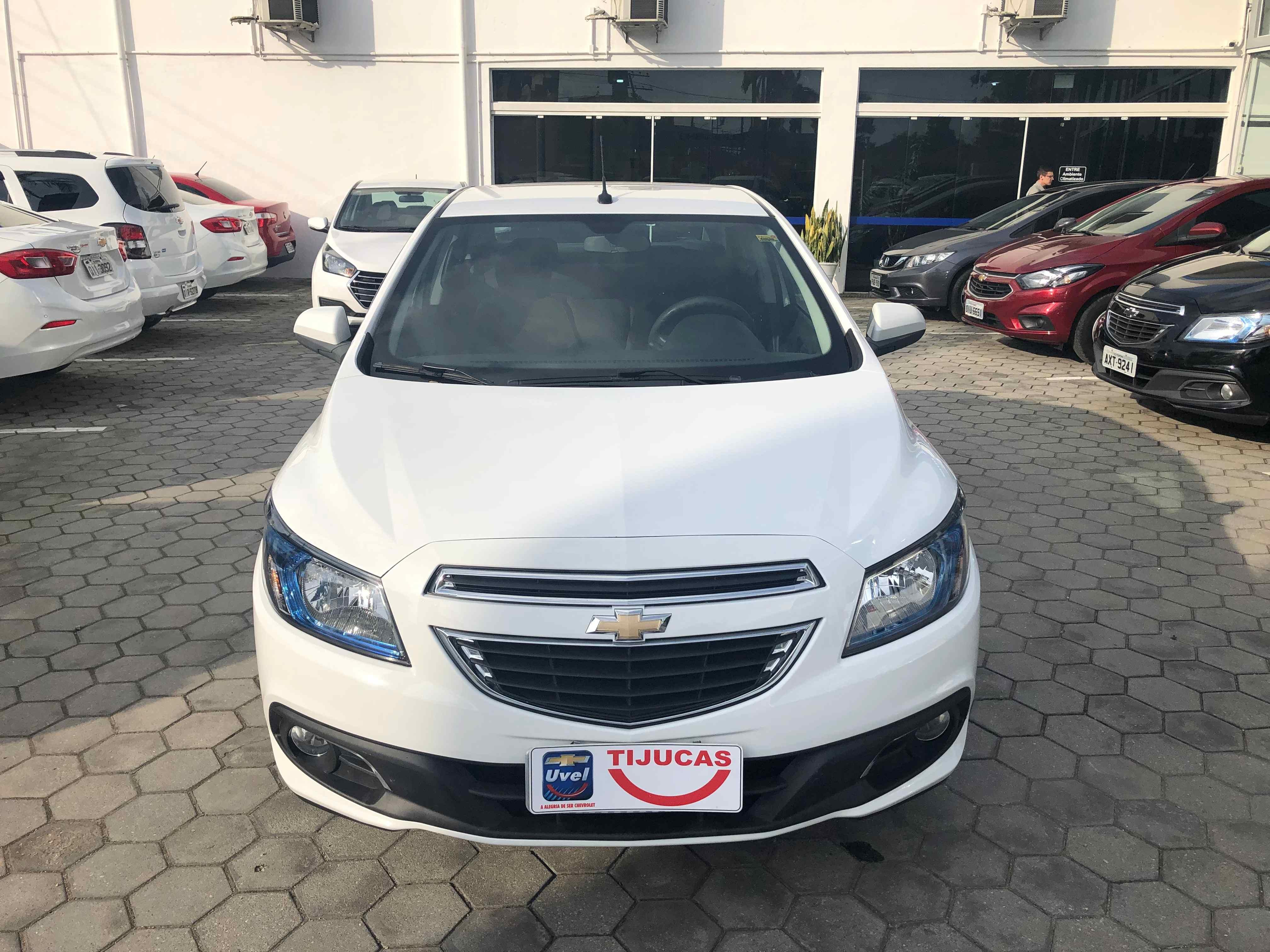 Chevrolet Prisma LT 1.4L 2015