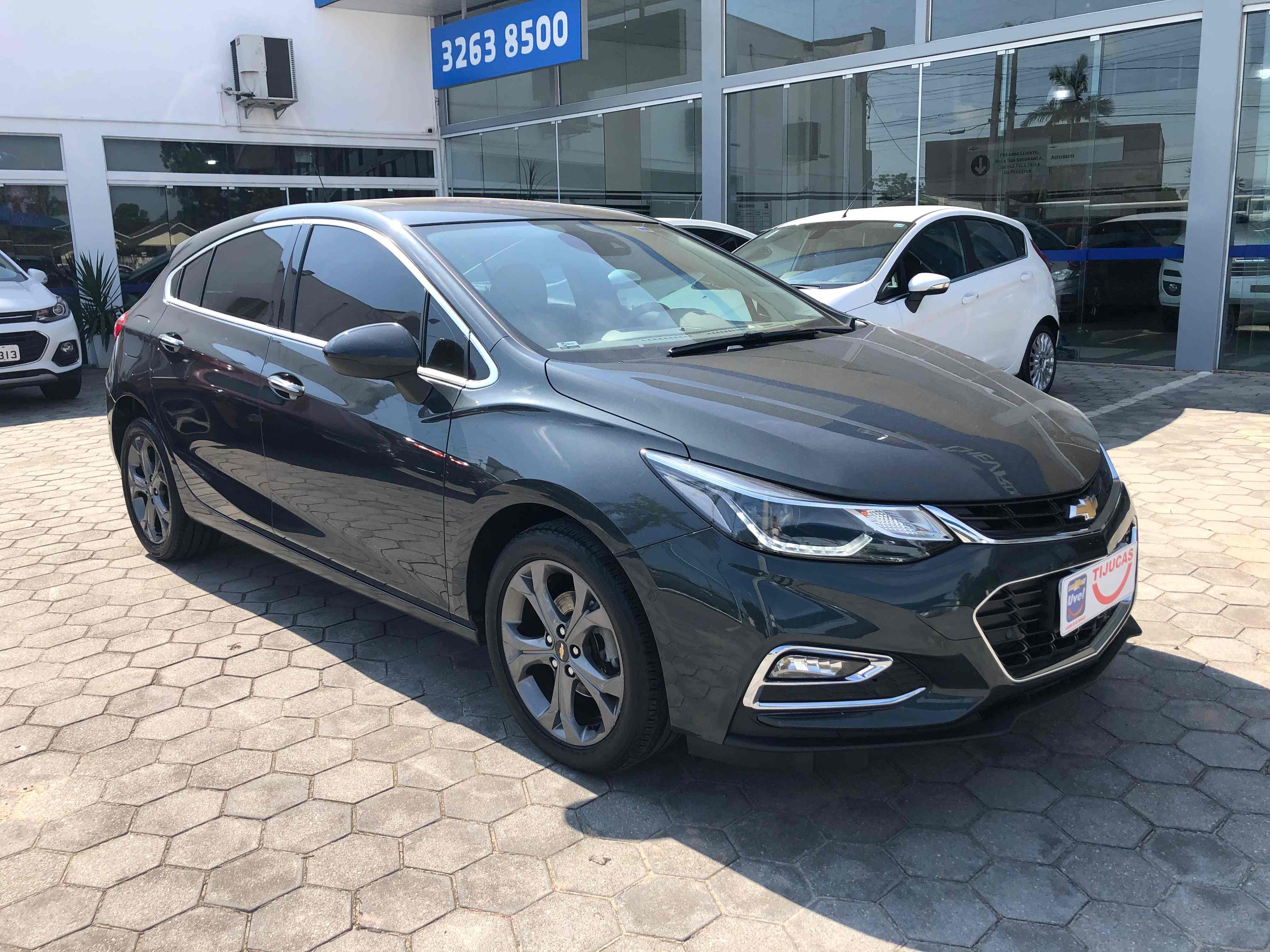 Chevrolet Cruze LTZ 1.4L 2017
