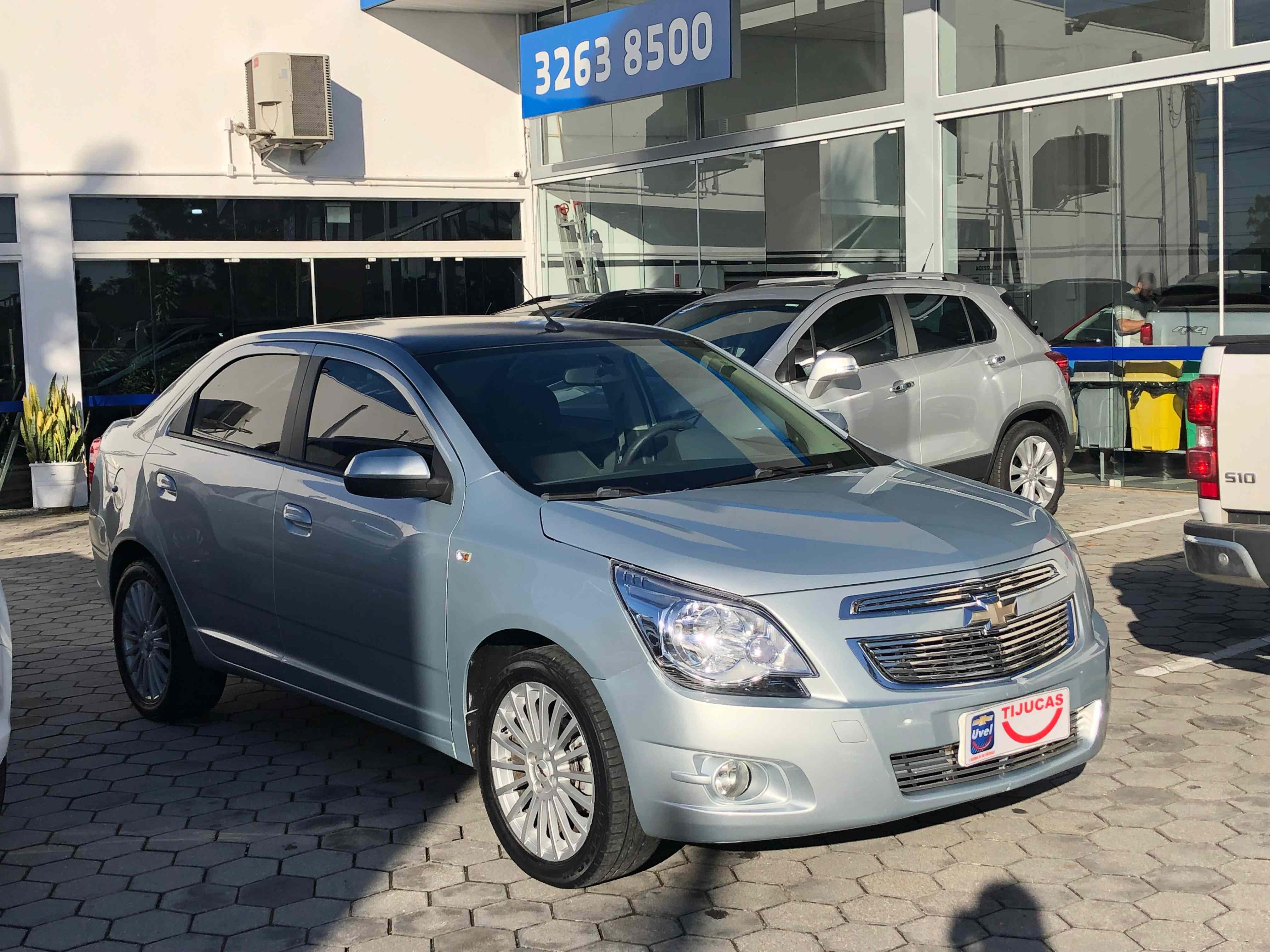 Chevrolet Cobalt LT 1.4L 2012