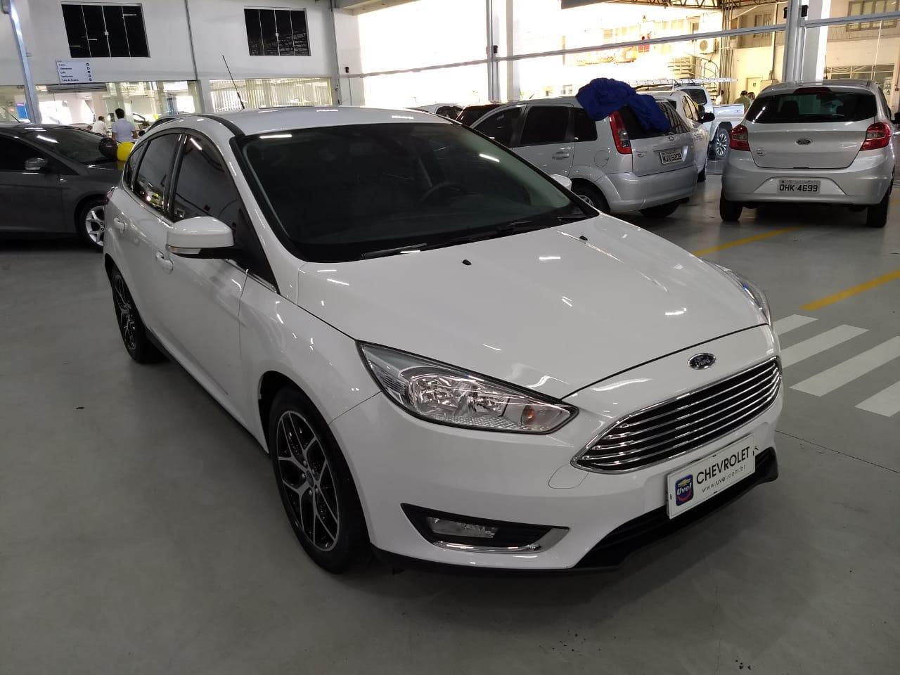 Ford Focus TITANIUM 2.0L 2016