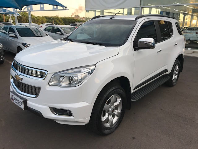Chevrolet TRAILBLAZER LTZ V6 3.6 2015