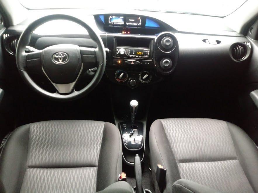 Toyota Etios SD 1.5L 2017