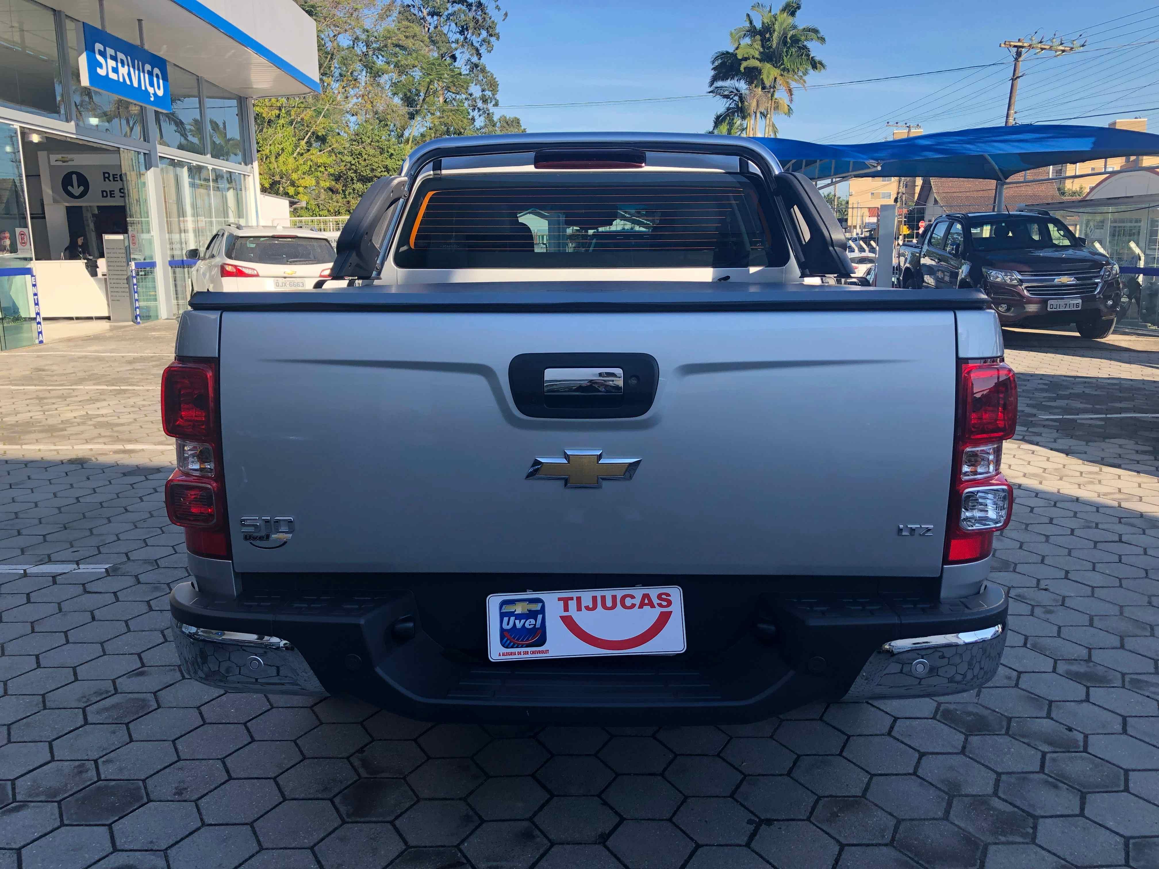 Chevrolet S10 LTZ 2.5L 2018