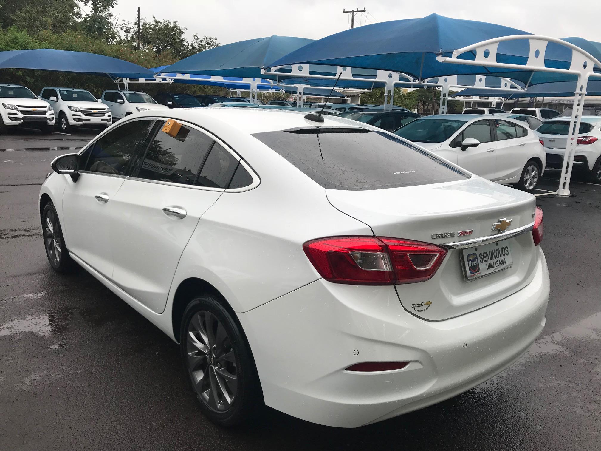 Chevrolet CRUZE TURBO 1.4 2017