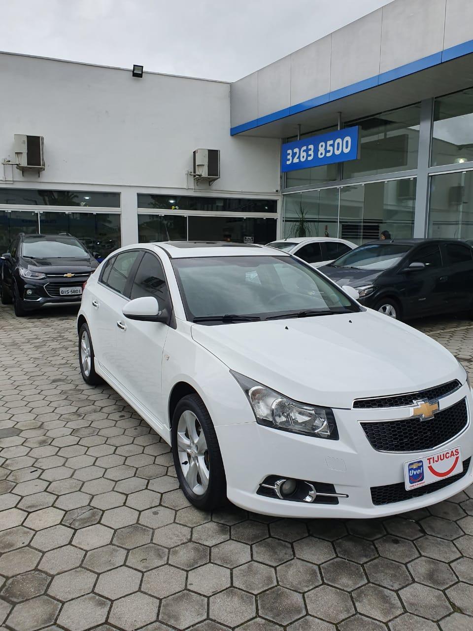 Chevrolet Cruze LTZ 1.8L 2014