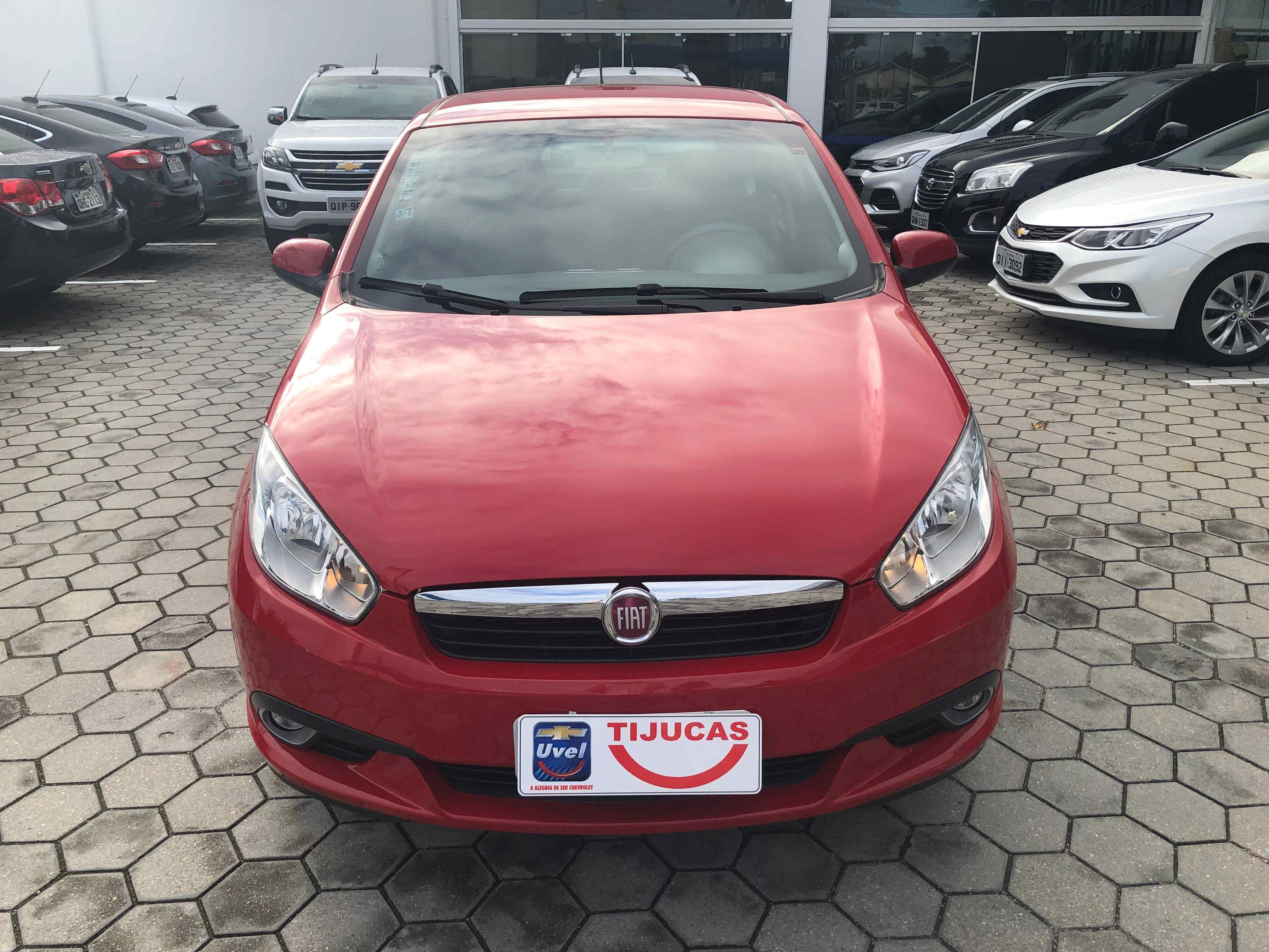 Fiat Siena ESSENCE 1.6L 2016