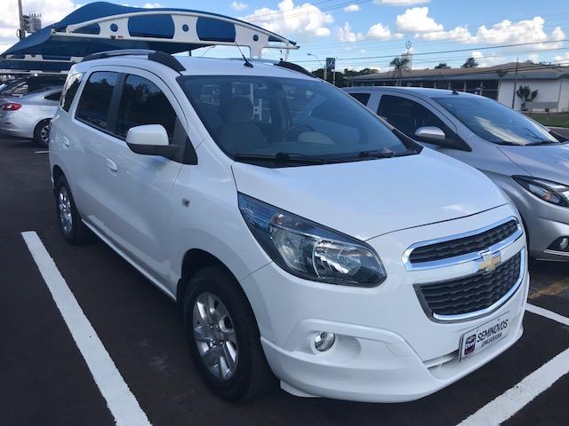 Chevrolet SPIN LTZ 1.8 2014