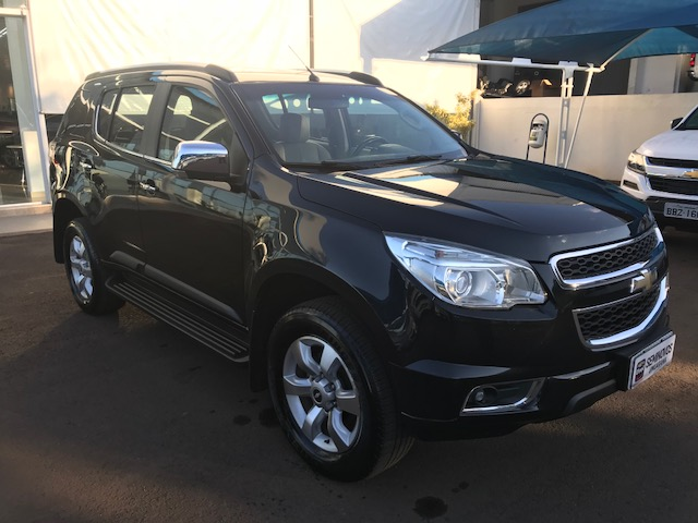Chevrolet TRAILBLAZER 2.8 2013