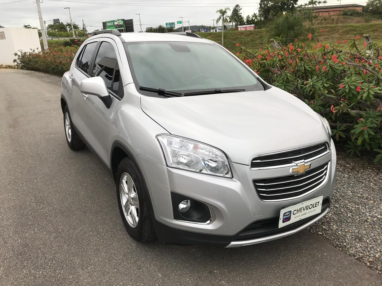 Chevrolet Tracker LT 1.8L 2016