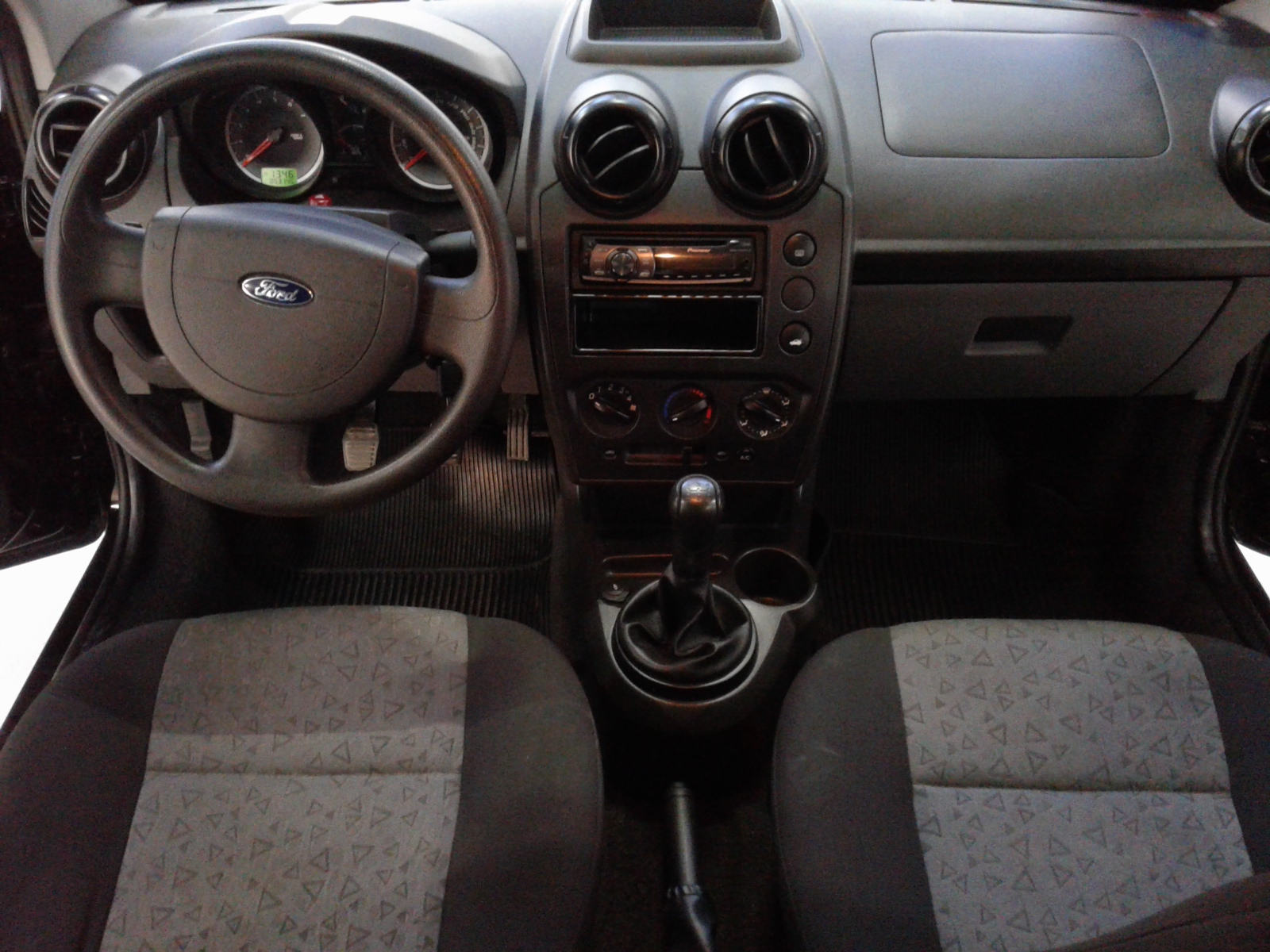 FORD FIESTA SEDAN FLEX 1.0 2013