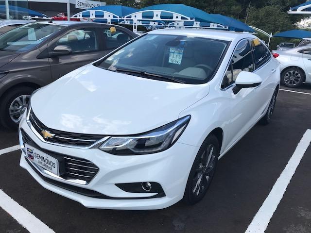 Chevrolet Cruze LTZ TURBO 1.4 2017