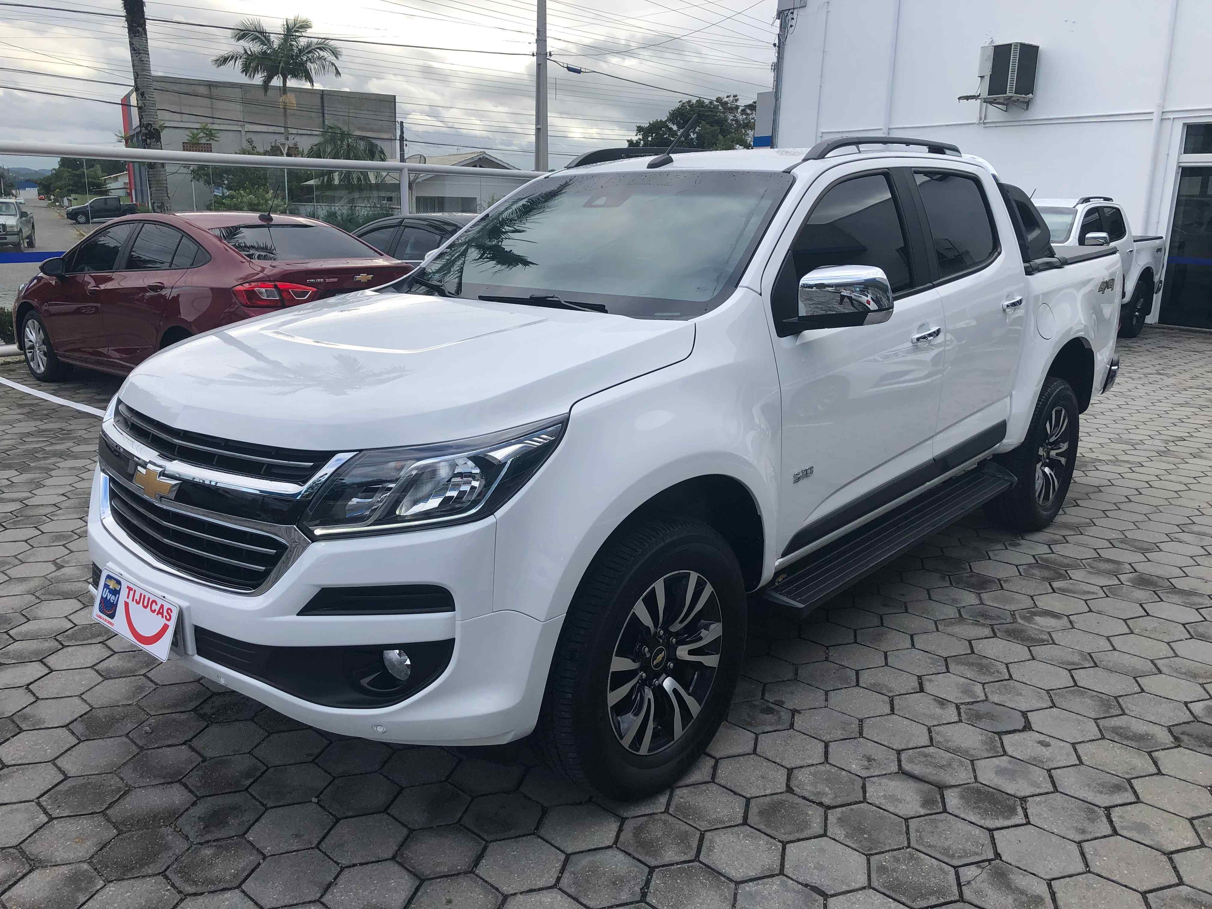 Chevrolet S10 LTZ 2.5L 2019