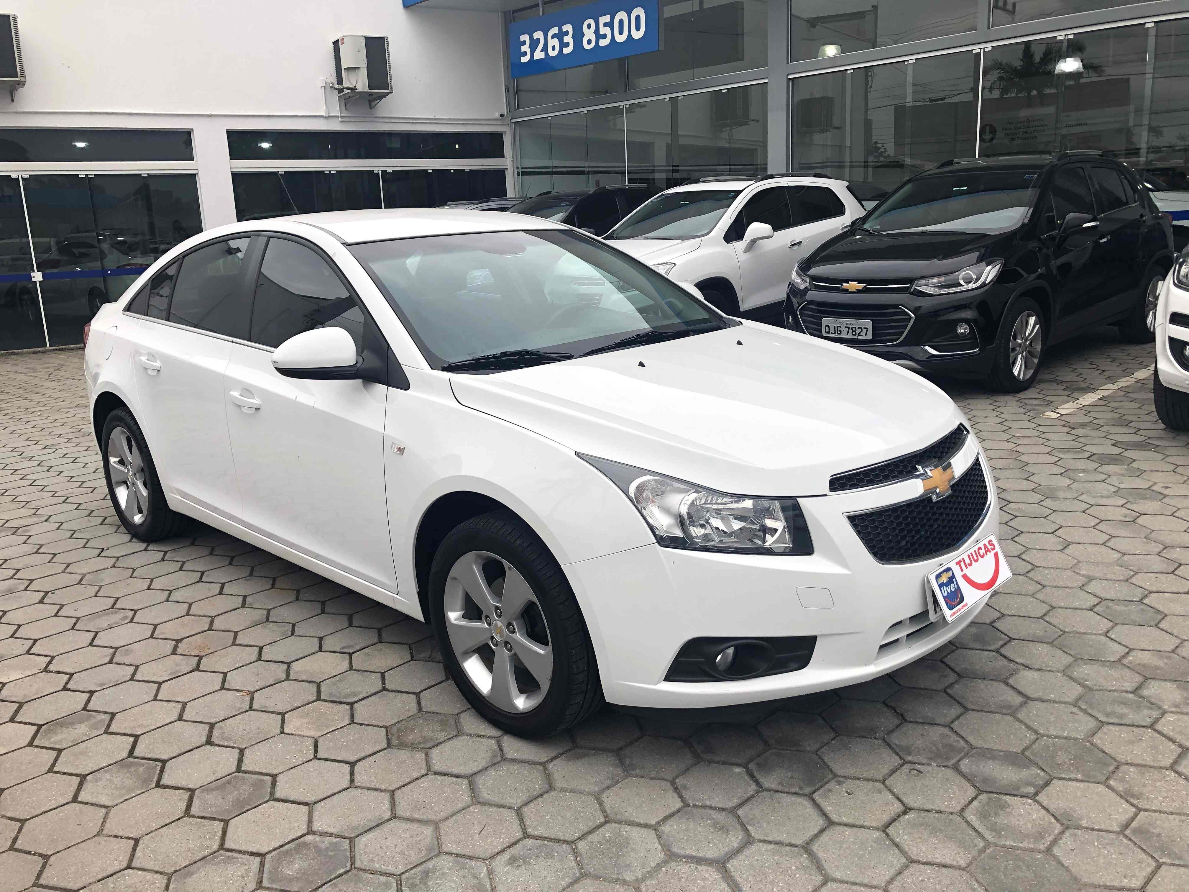 Chevrolet Cruze LT 1.8L 2014