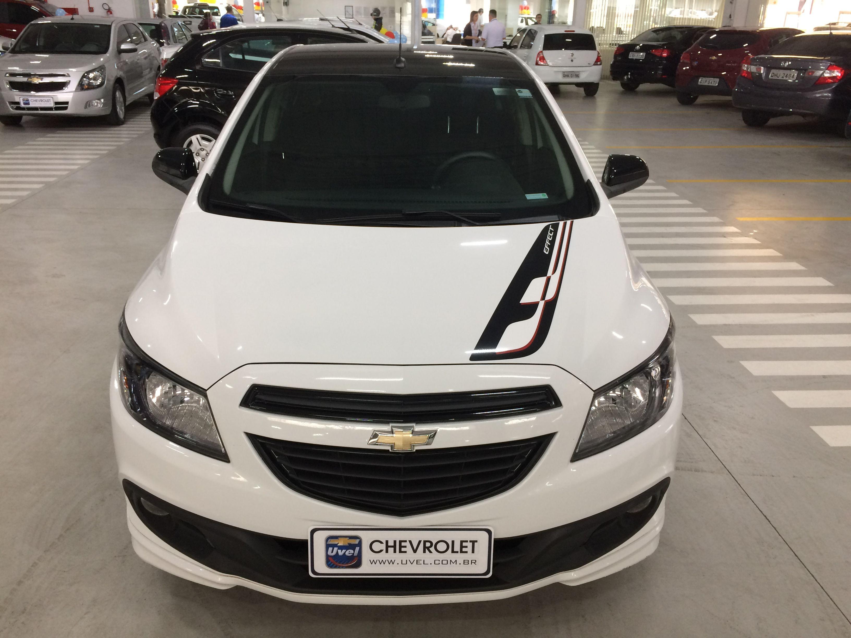 Chevrolet ONIX EFFECT 1.4 2015