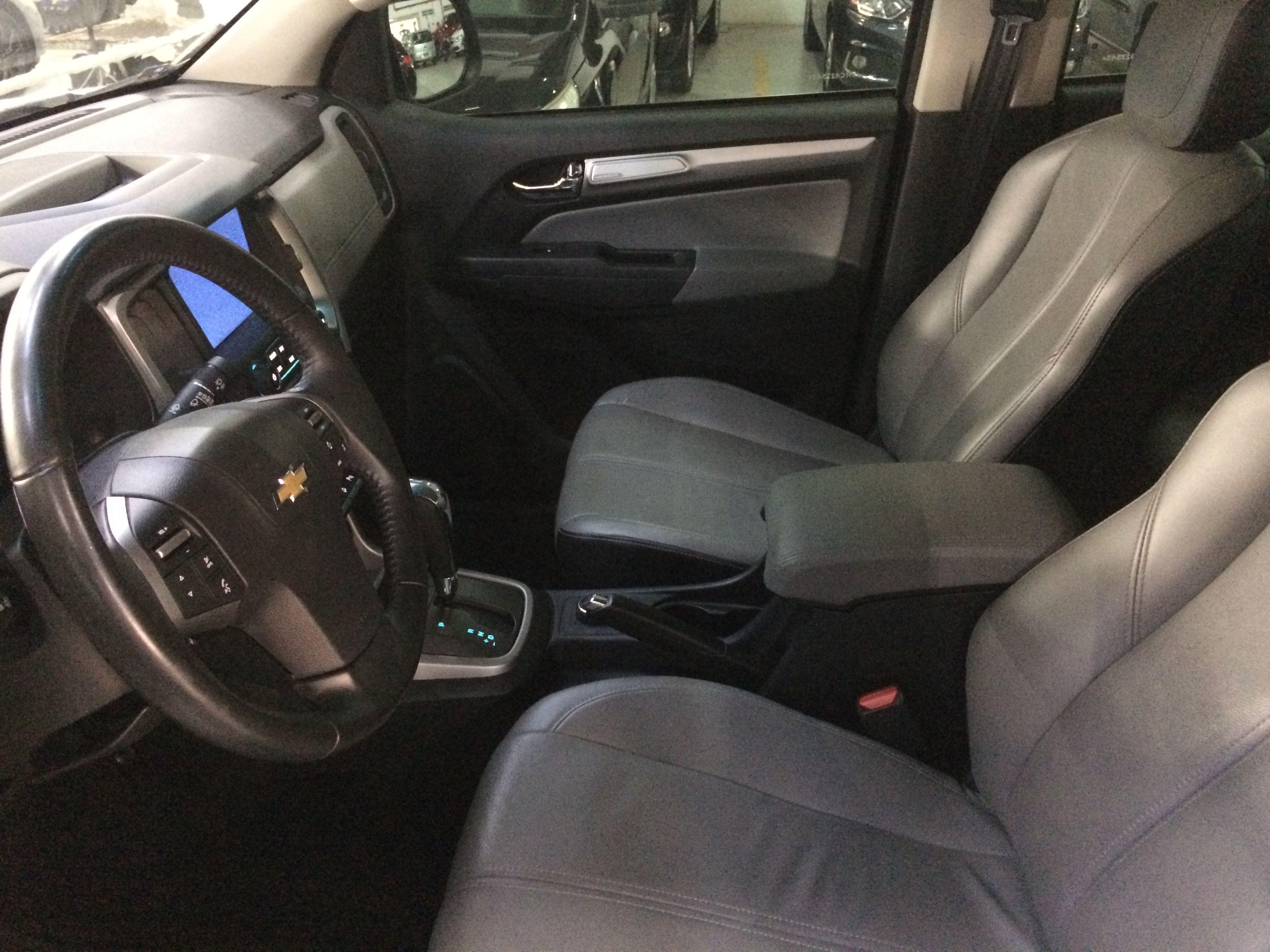 Chevrolet S10 LTZ 2.8 2017