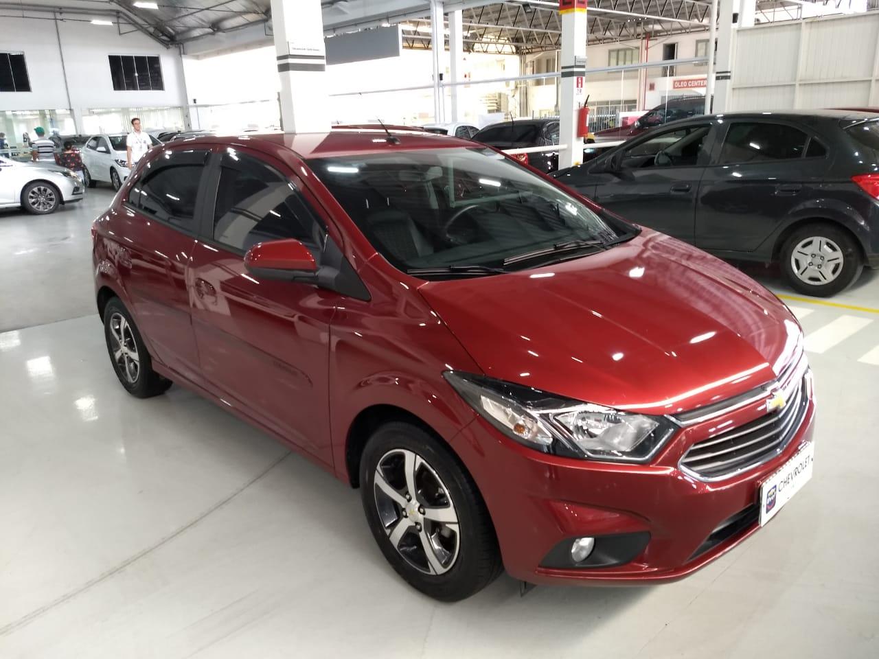Chevrolet Onix LTZ 1.4L 2017
