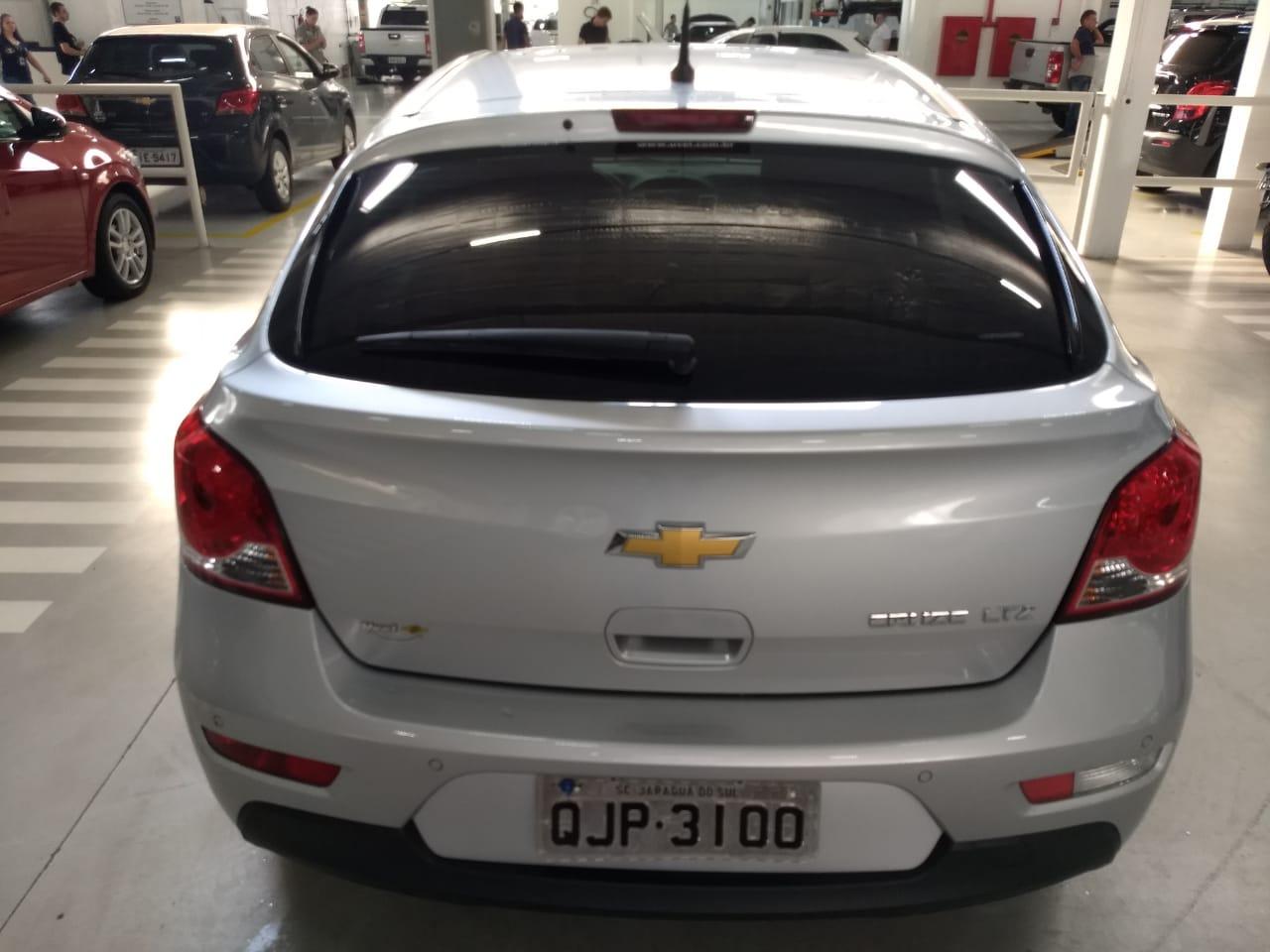 Chevrolet Cruze LTZ 1.8L 2016