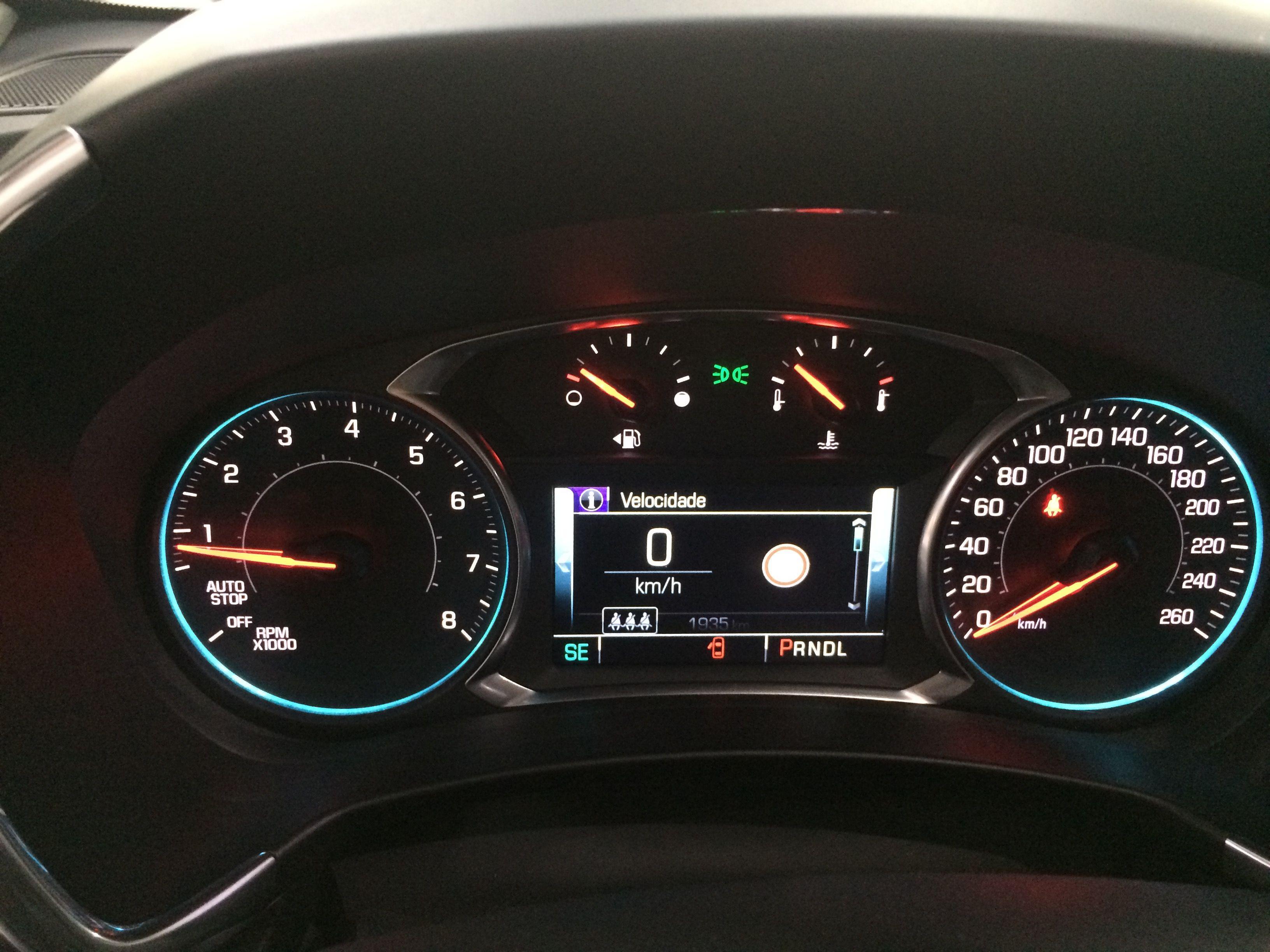 Chevrolet EQUINOX LT 2.0 2019