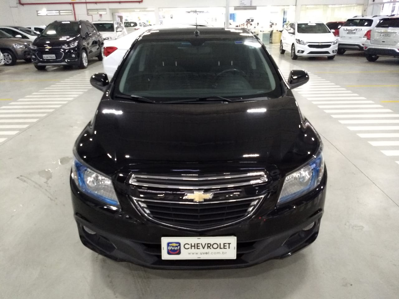 Chevrolet Prisma LTZ 1.4L 2015