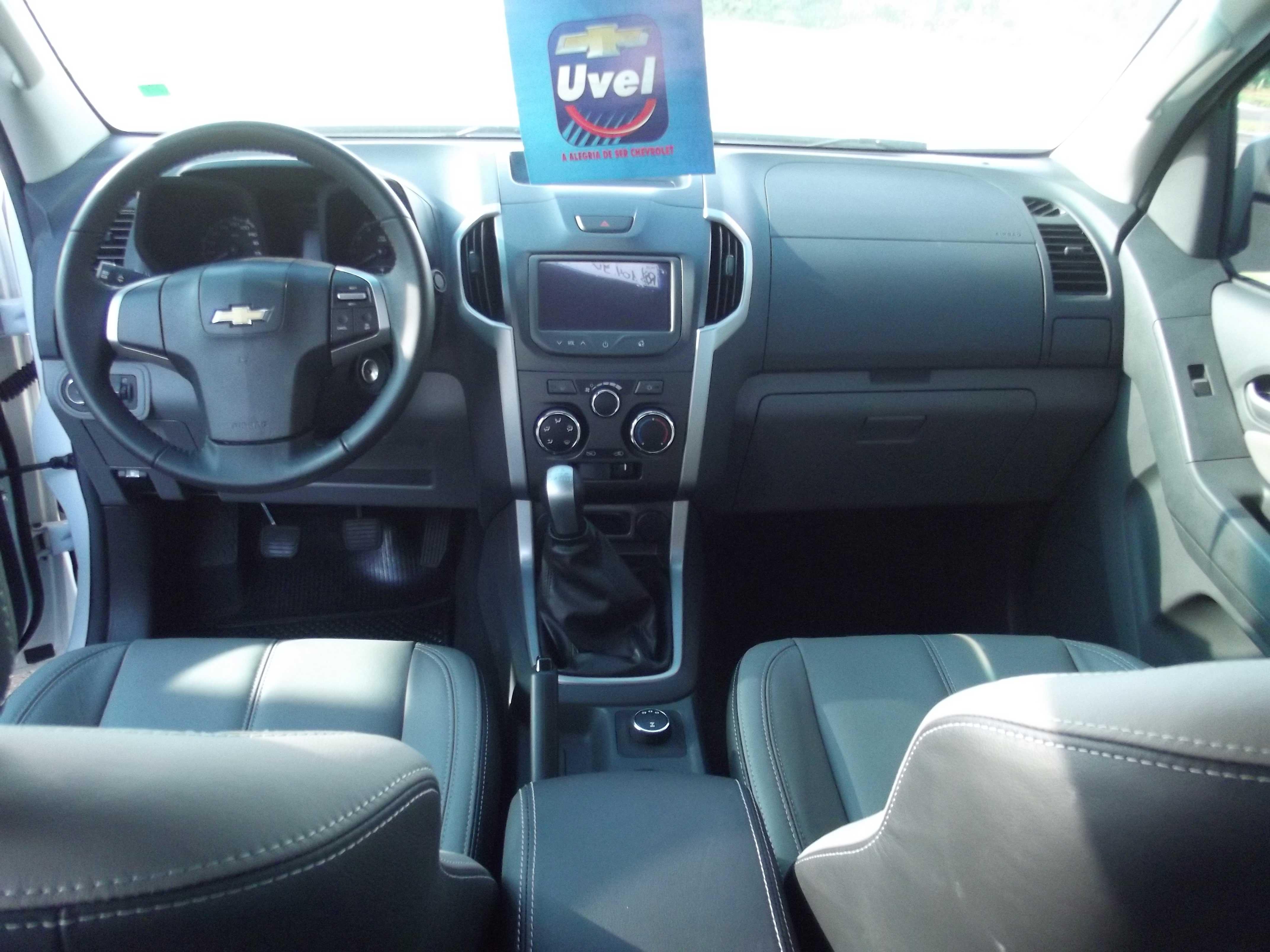 Chevrolet S10 LT 2.5 2016