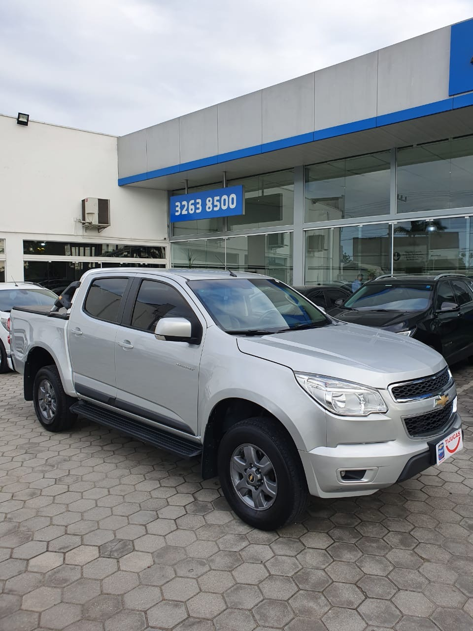 Chevrolet S10 ADVANTAGE 2.4L 2016