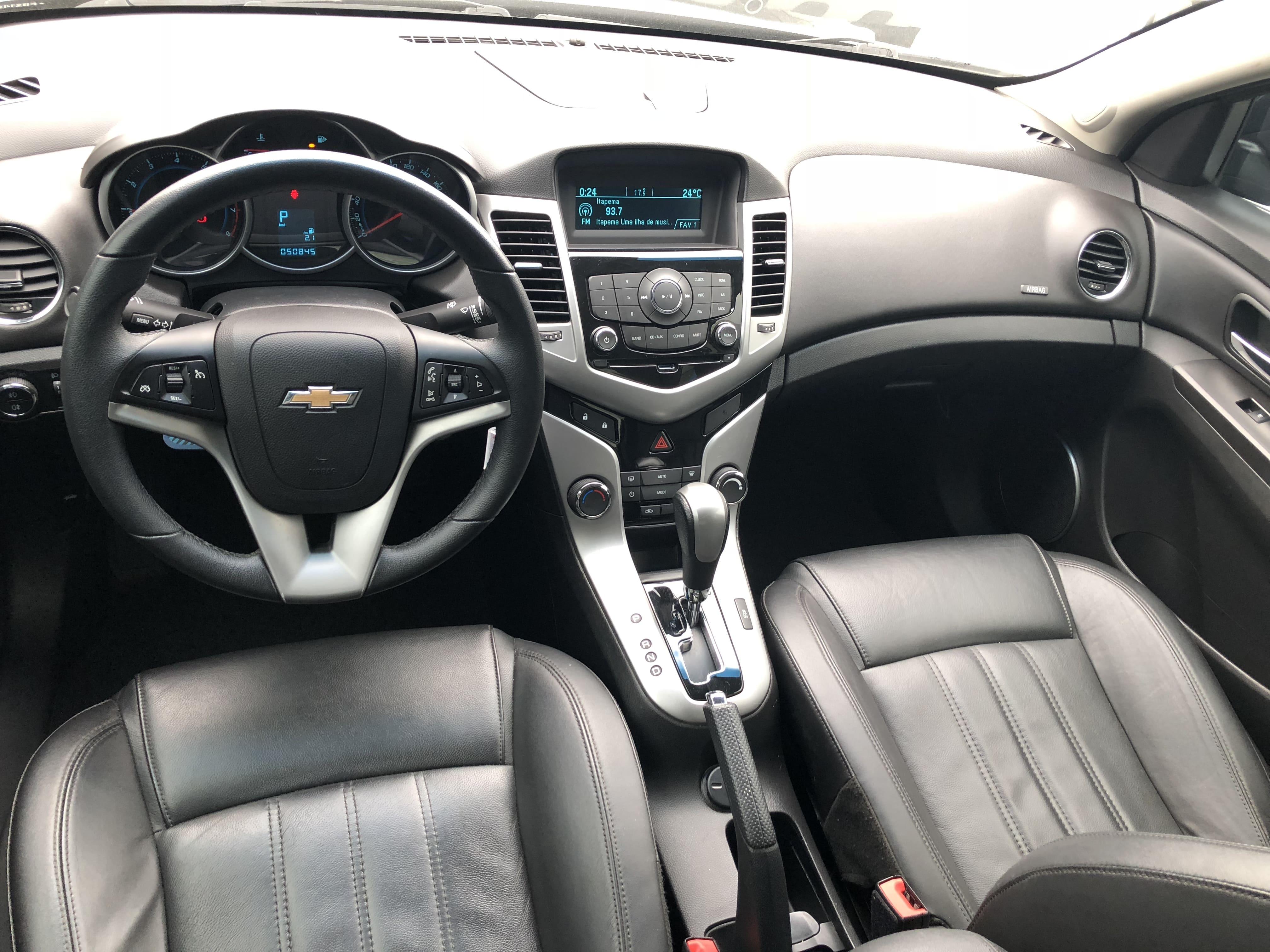 Chevrolet Cruze LT 1.8L 2015