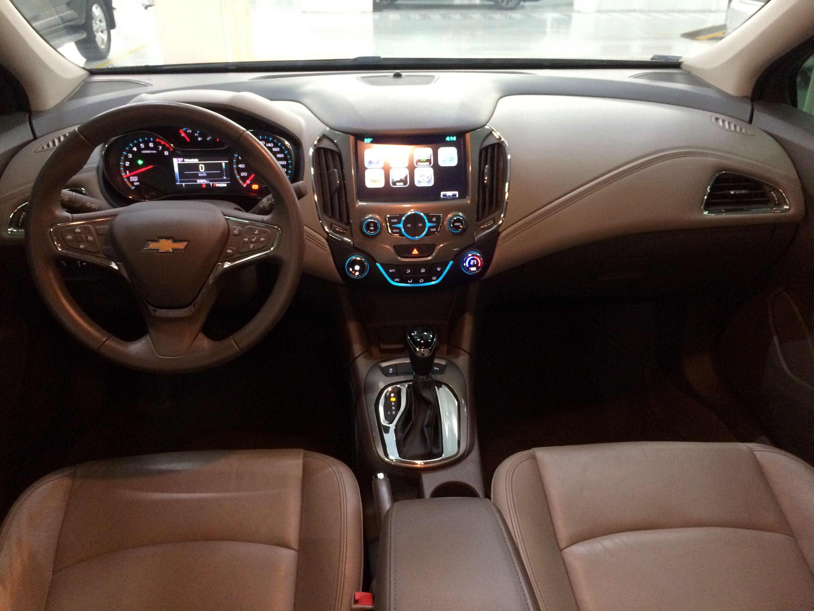 Chevrolet CRUZE LTZ 1.4T 2017