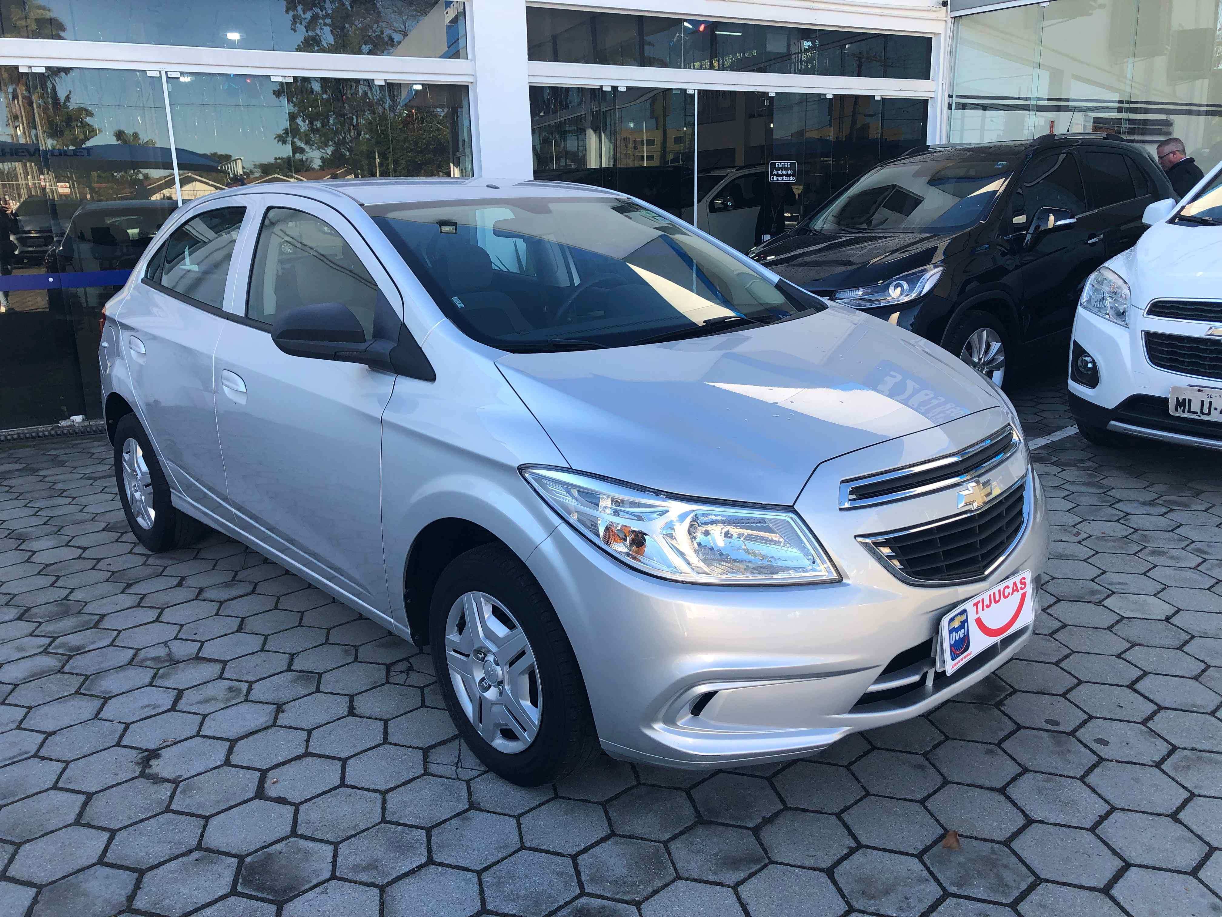Chevrolet Onix LT 1.0L 2016