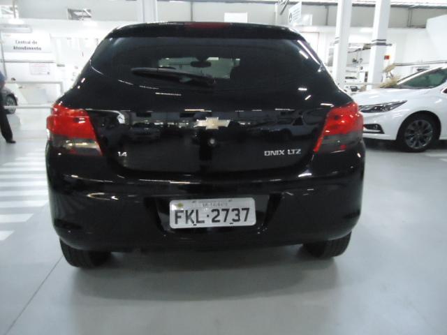 Chevrolet ONIX LTZ 1.4 2016