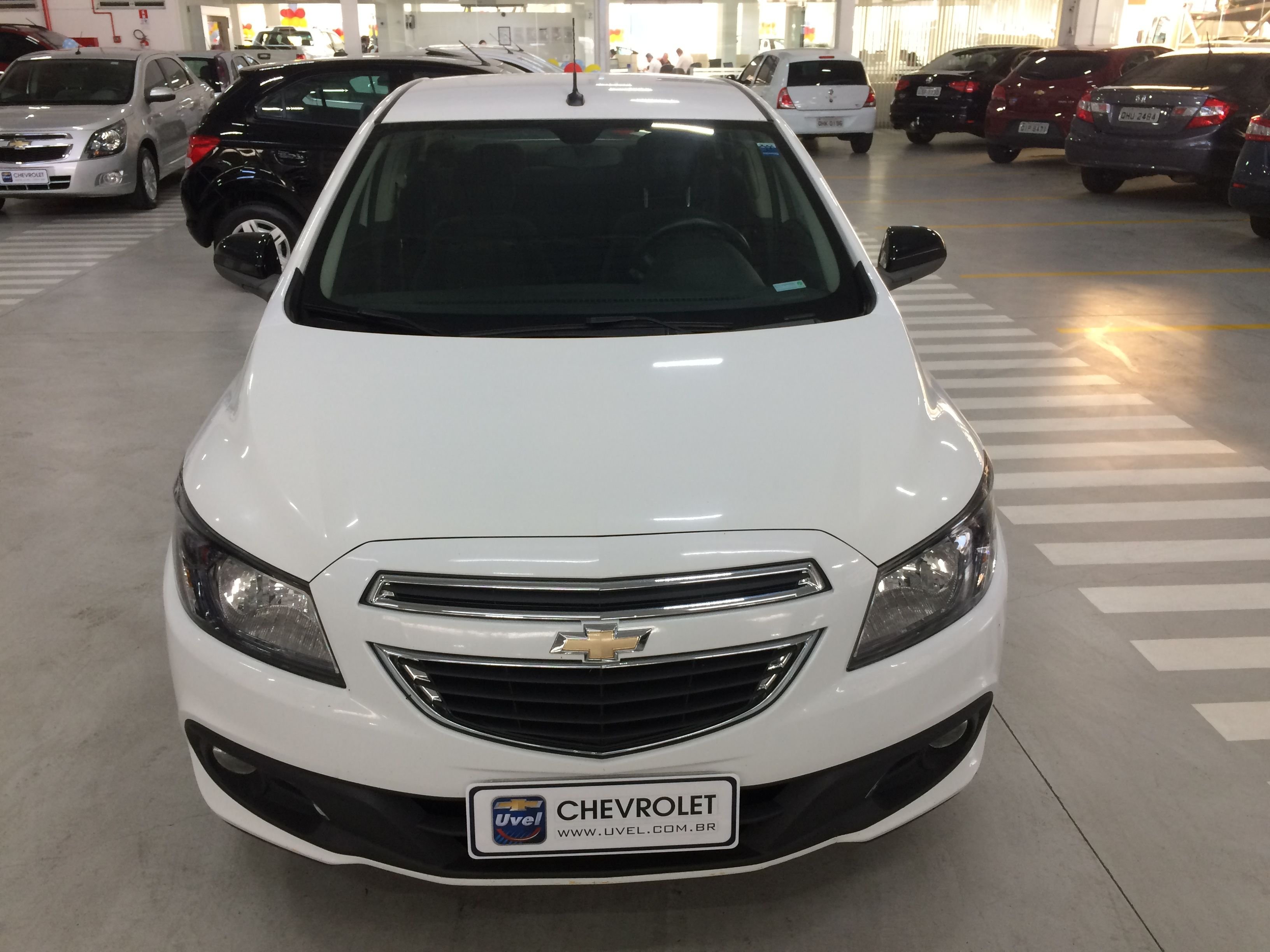 Chevrolet PRISMA ADVANTAGE 1.0 2015
