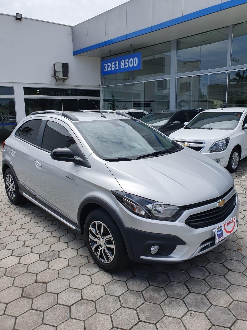 Chevrolet Onix ACTIV 1.4L 2017