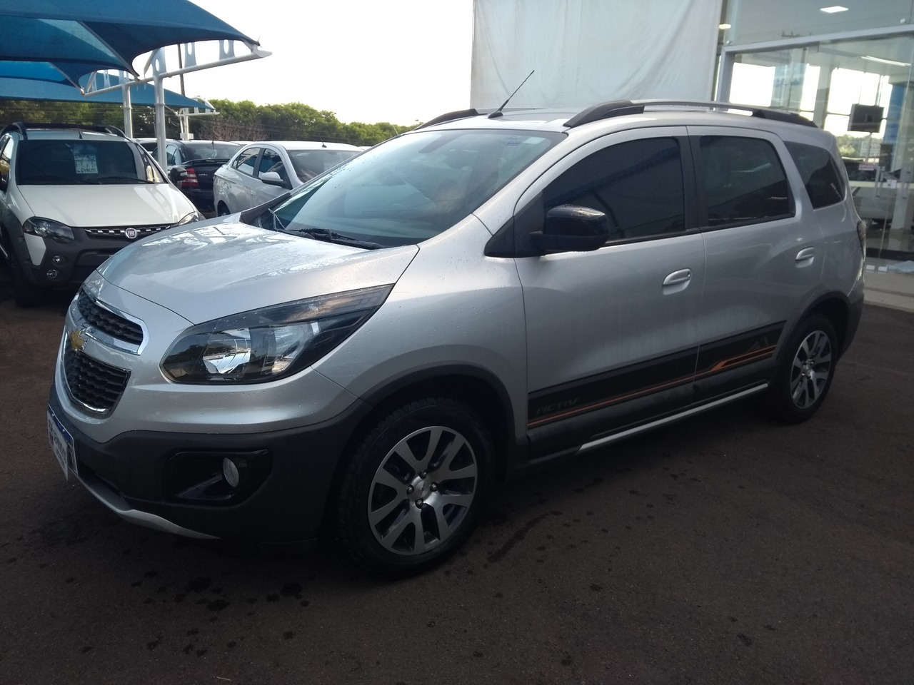 CHEVROLET SPIN ACT 1.8 2017