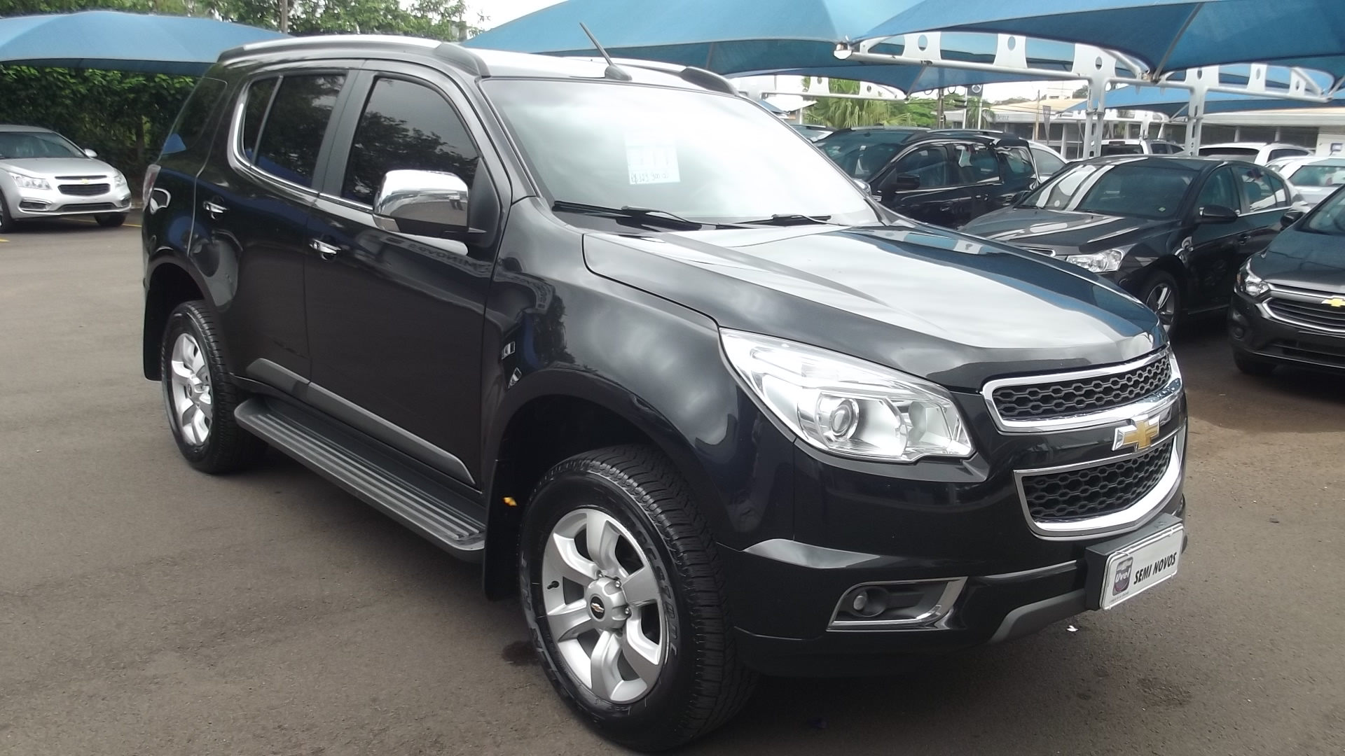 Chevrolet TRAILBLAZER LTZ 2.8 2013